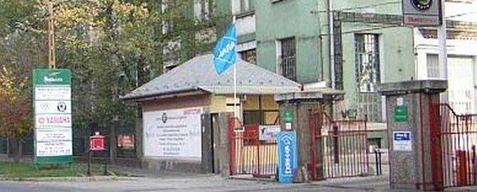 Postaautó Duna zrt. - Budapest